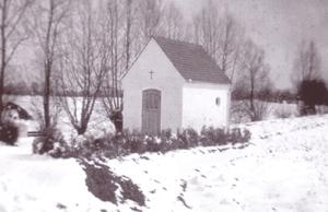 Die Heimkehrerkapelle von 1957