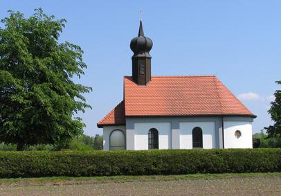 Die Heimkehrerkapelle im heutigen Zustand