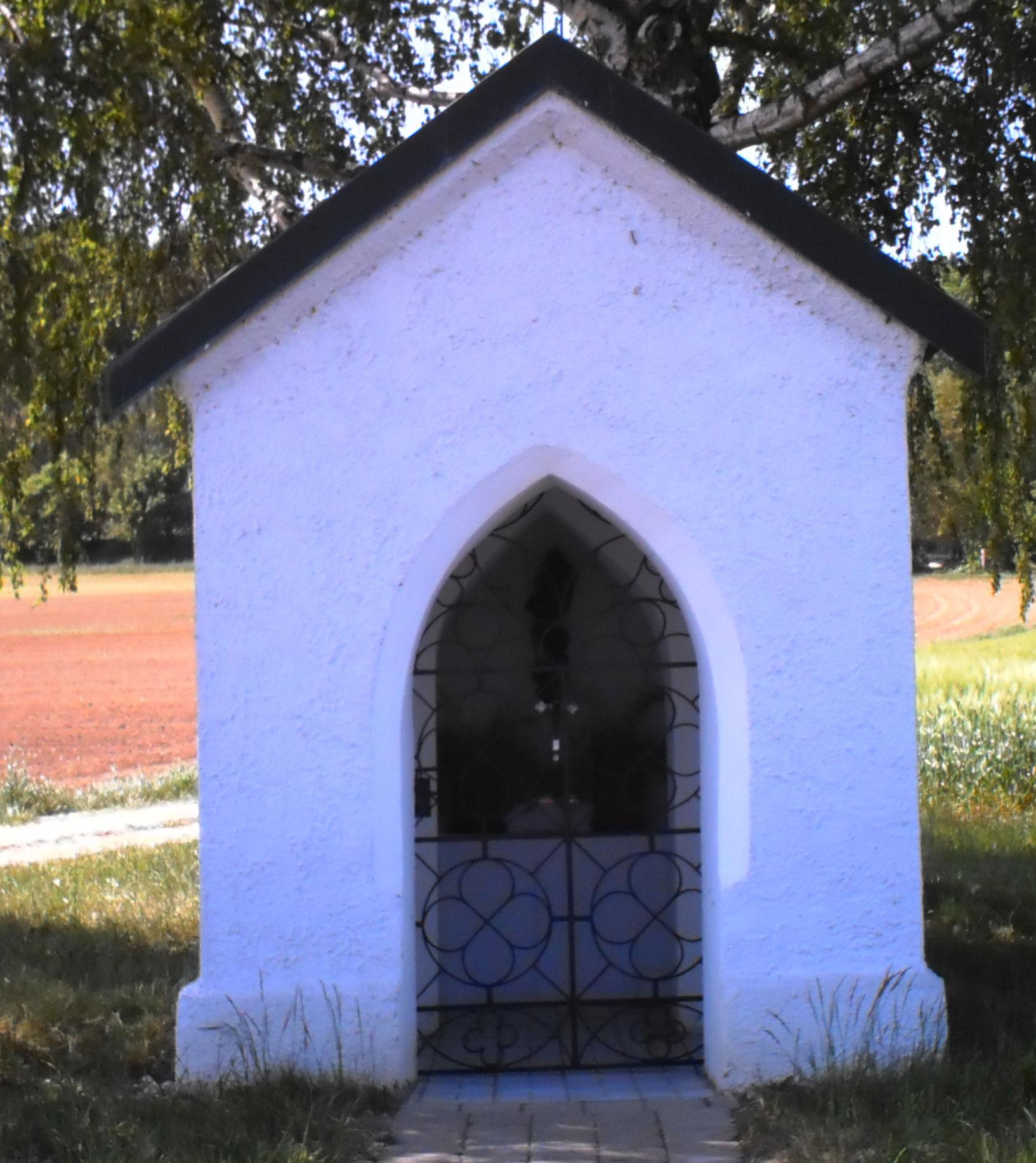 Front der Kapelle Waibling